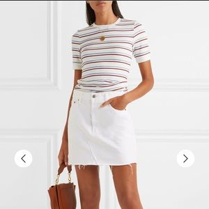 NWT Frame ribbed top